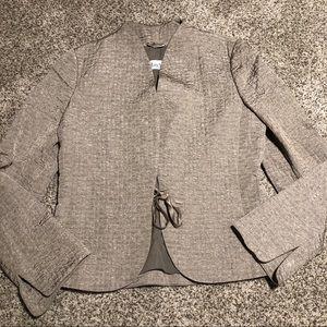 Max Mara Silk Blend Blazer
